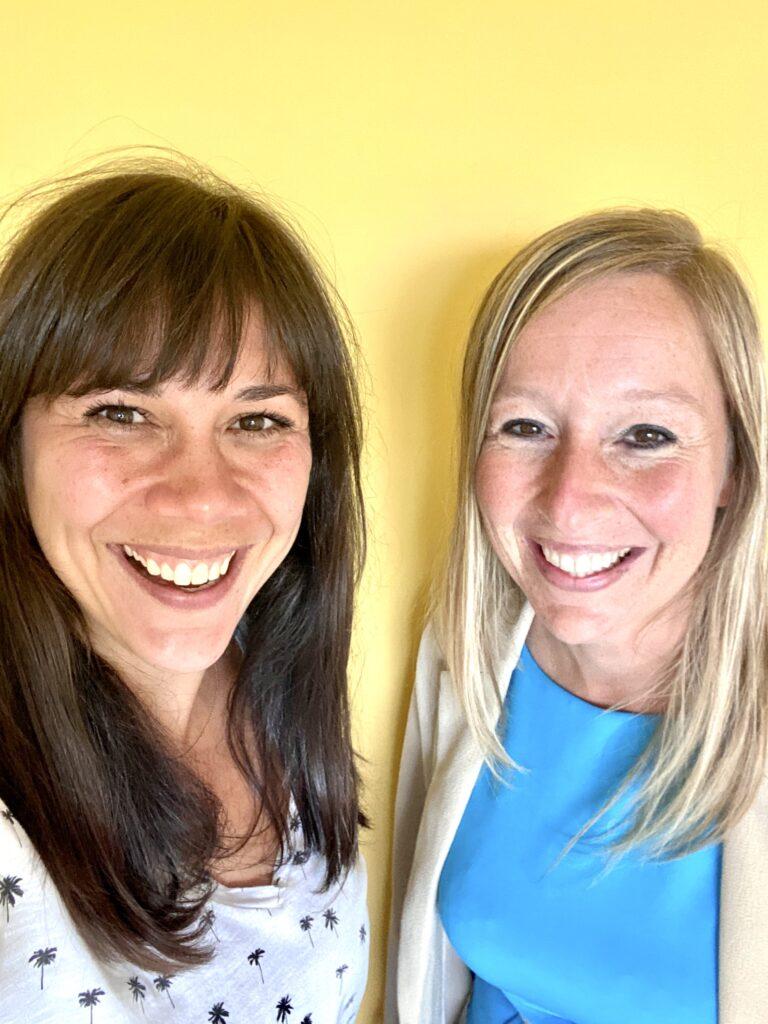 Iris en Liesbeth - Founders