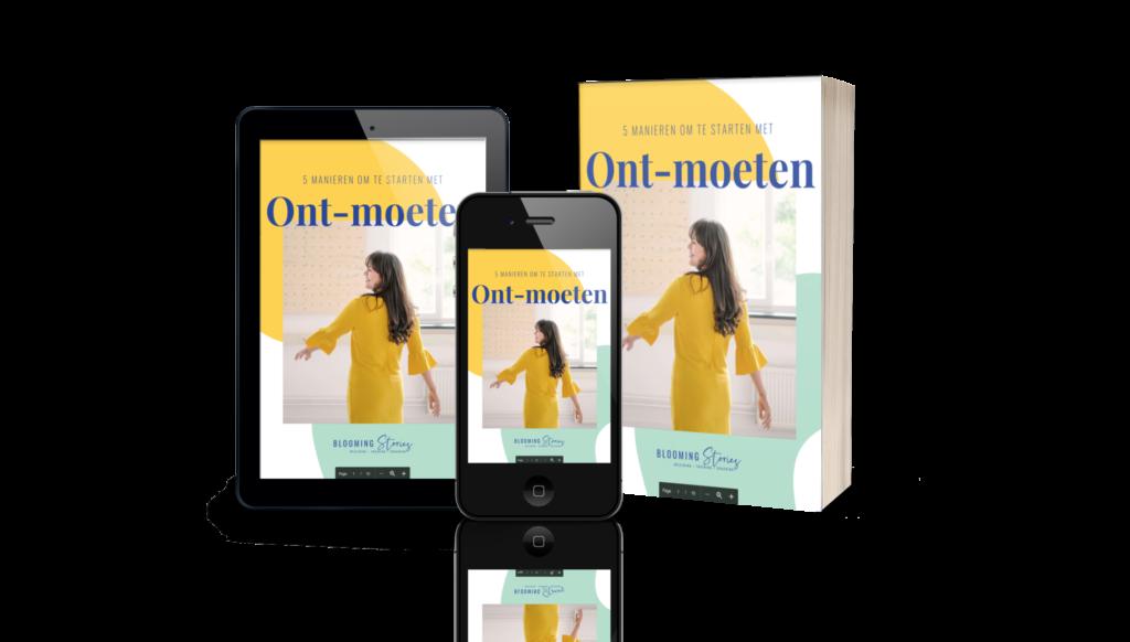Ont-moeten Cover ebook